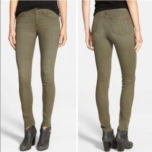 Rag & Bone Skinny Jeans Army 25x30